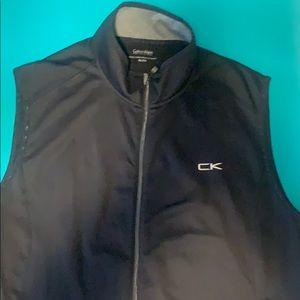 Euc men's Calvin Klein vest
